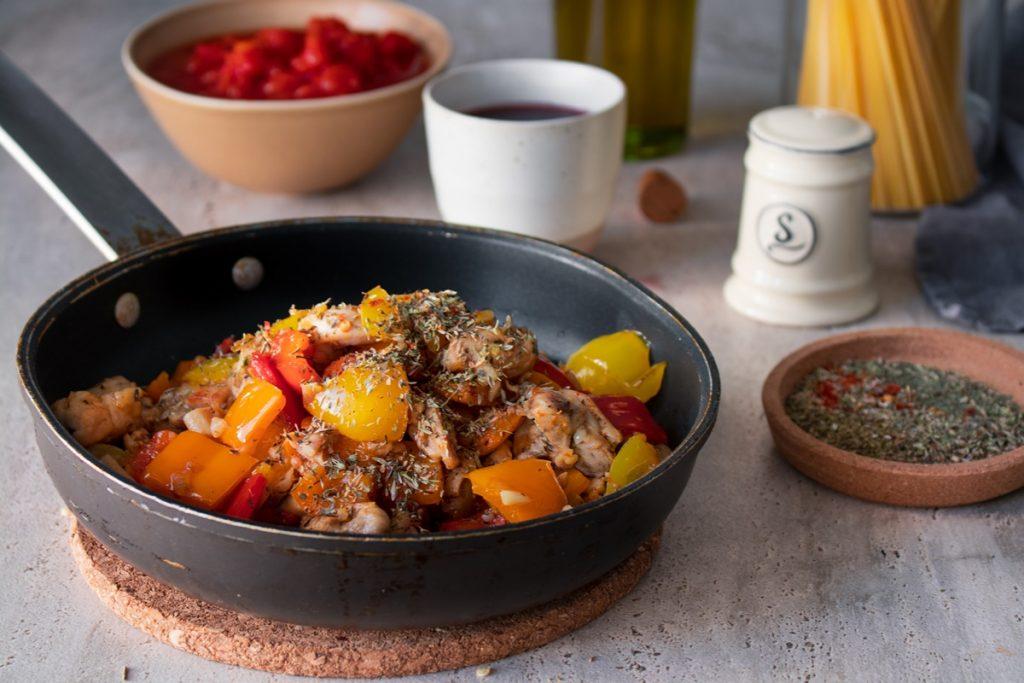 Κοτόπουλο κατσιατόρε συνταγές-cacciatore recipes