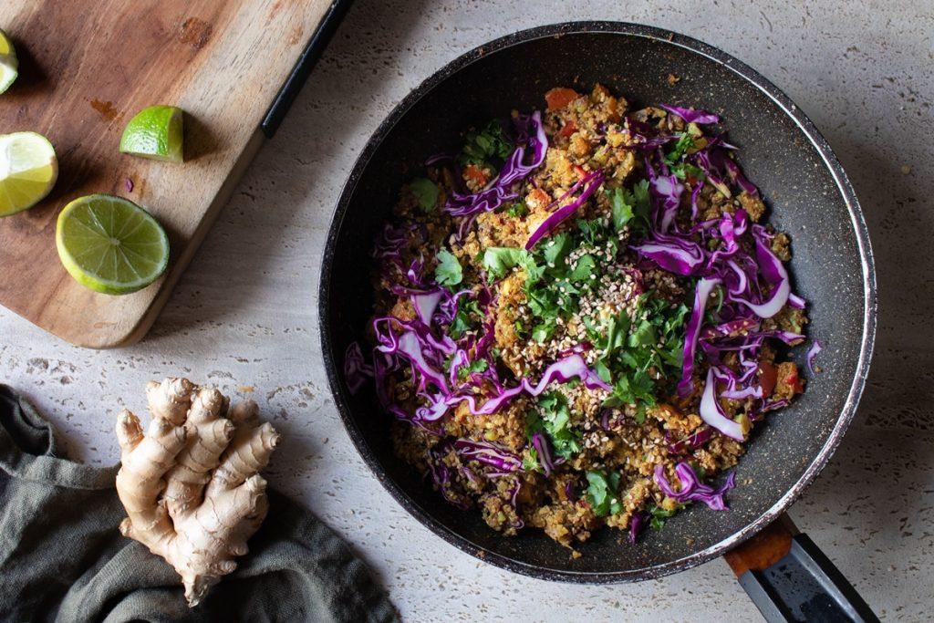 Συνταγές για ρύζι από κουνουπίδι
