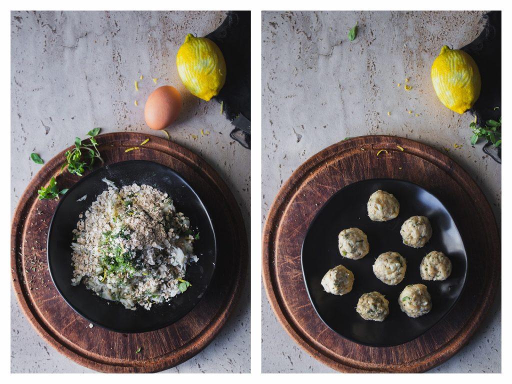 Συνταγές για κεφτεδάκια από ψάρι μπακαλιάρο