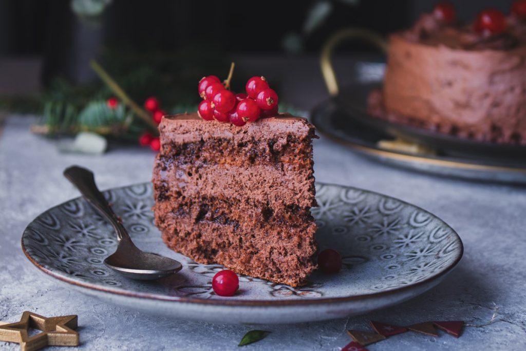 Εύκολη σεράνο τούρτα