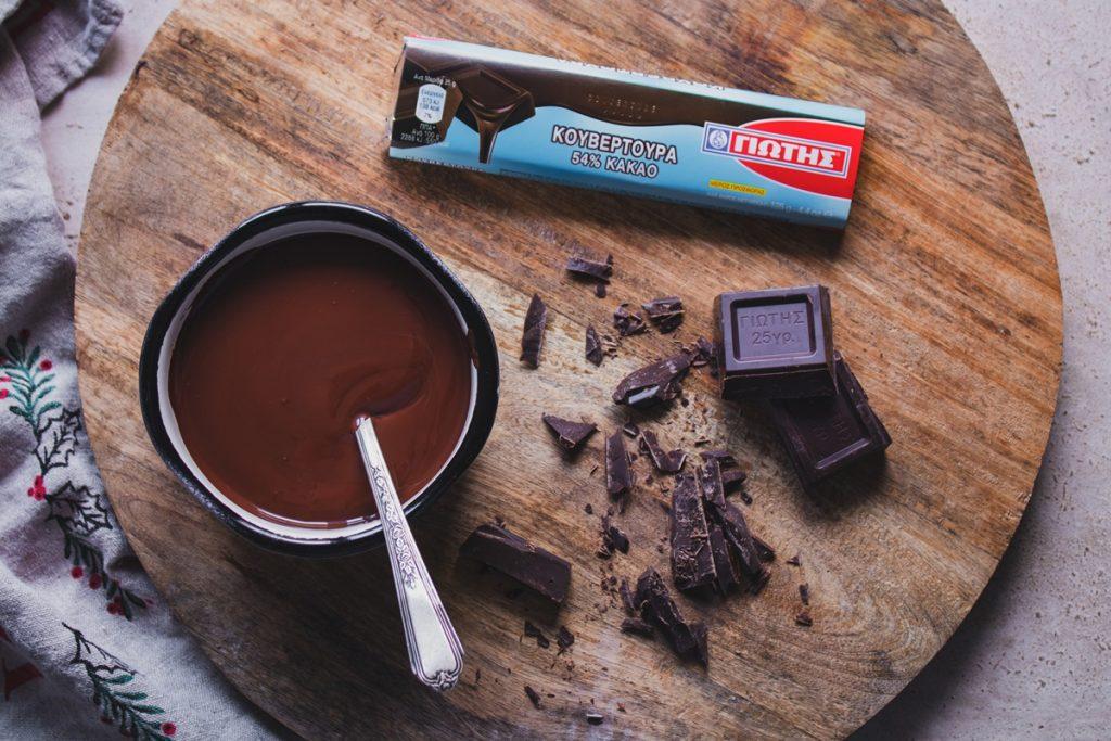 Εύλες συνταγές με σοκολάτα