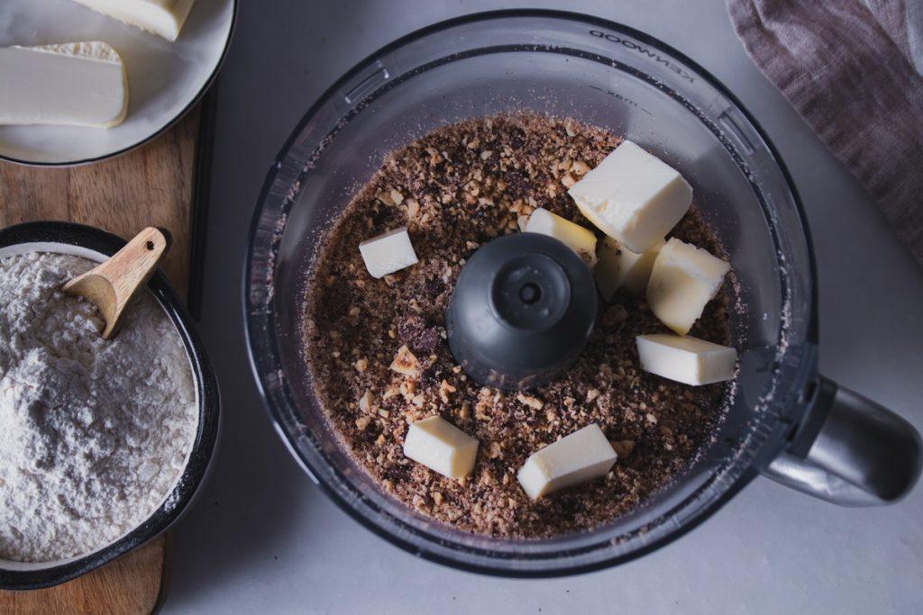 Συνταγές για μπισκότα σοκολάτας με φουντούκια