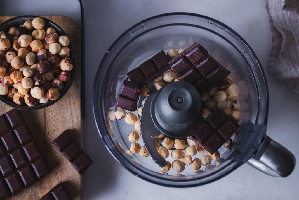 Συνταγές για σπιτική πραλίνα φουντούκια, nutella