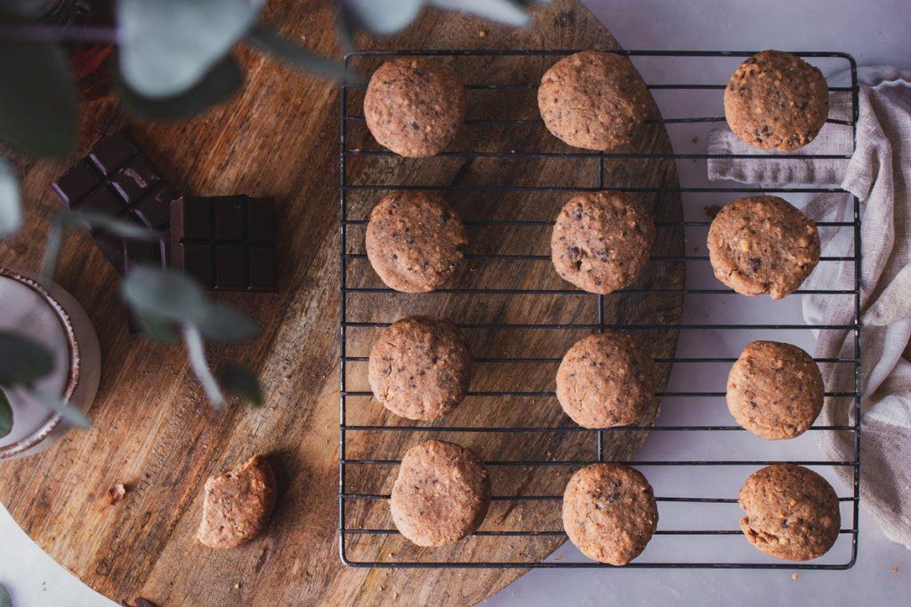 Συνταγή για cookies σοκολατα