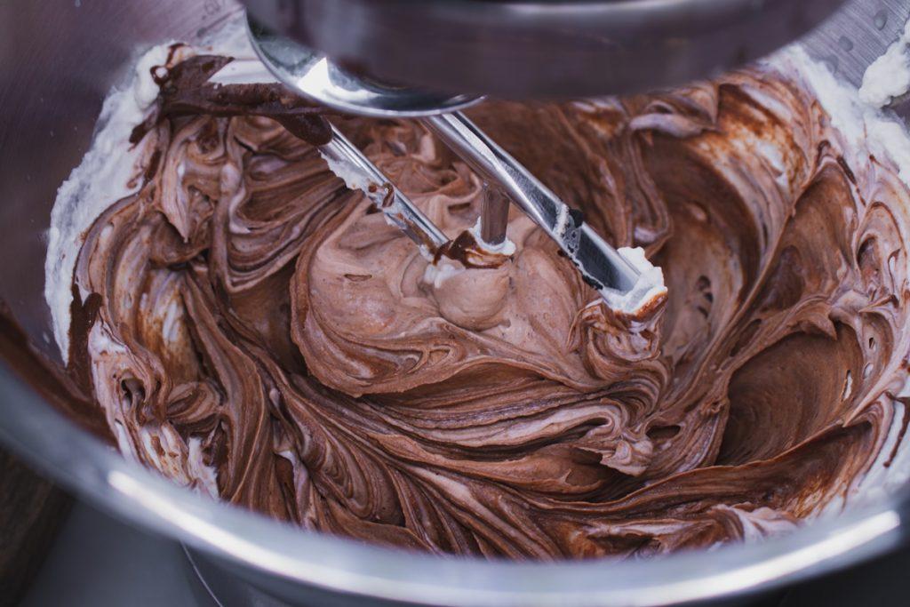 Cheesecake ψυγείου με σοκολάτα