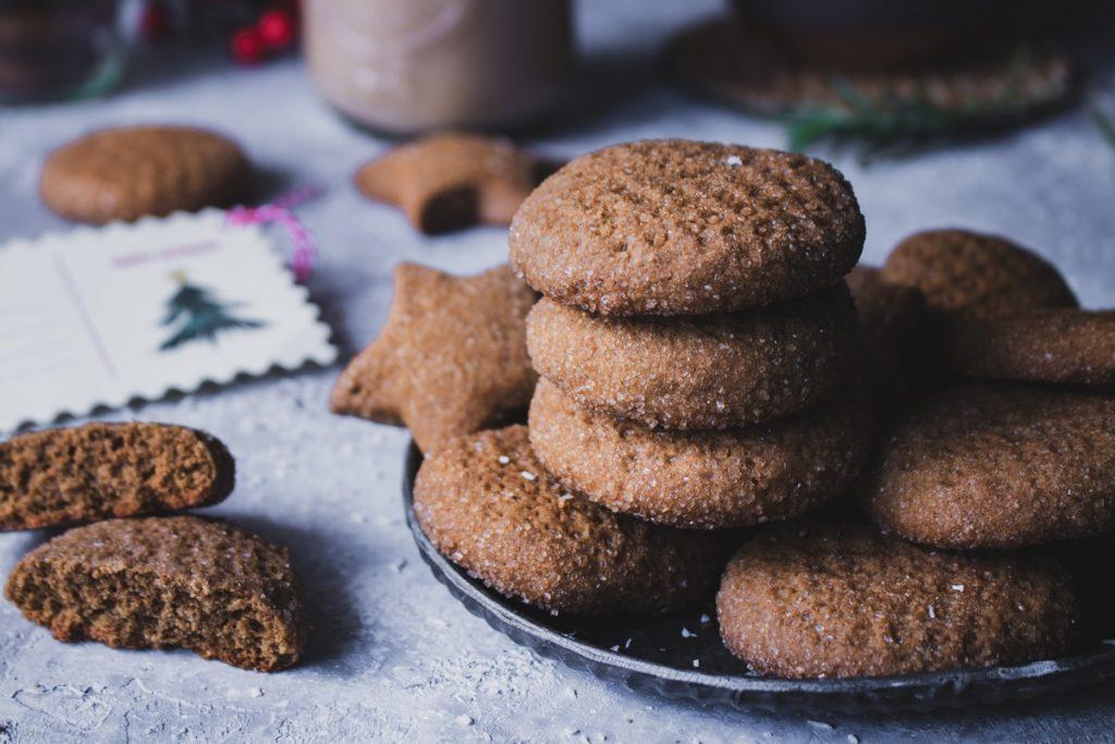 Gingerbread cookies Recipes _ Συνταγές για Μπισκότα με τζίντζερ