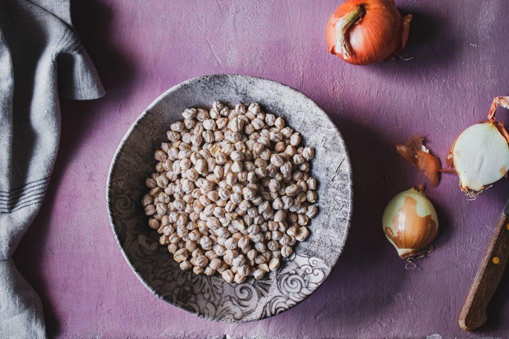 Συνταγές χωρίς γλουτένη με ρεβύθια