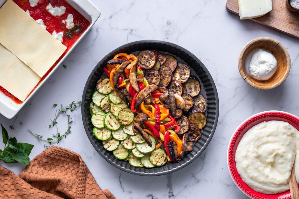 Συνταγές για καλοκαιρινά λαχανικά