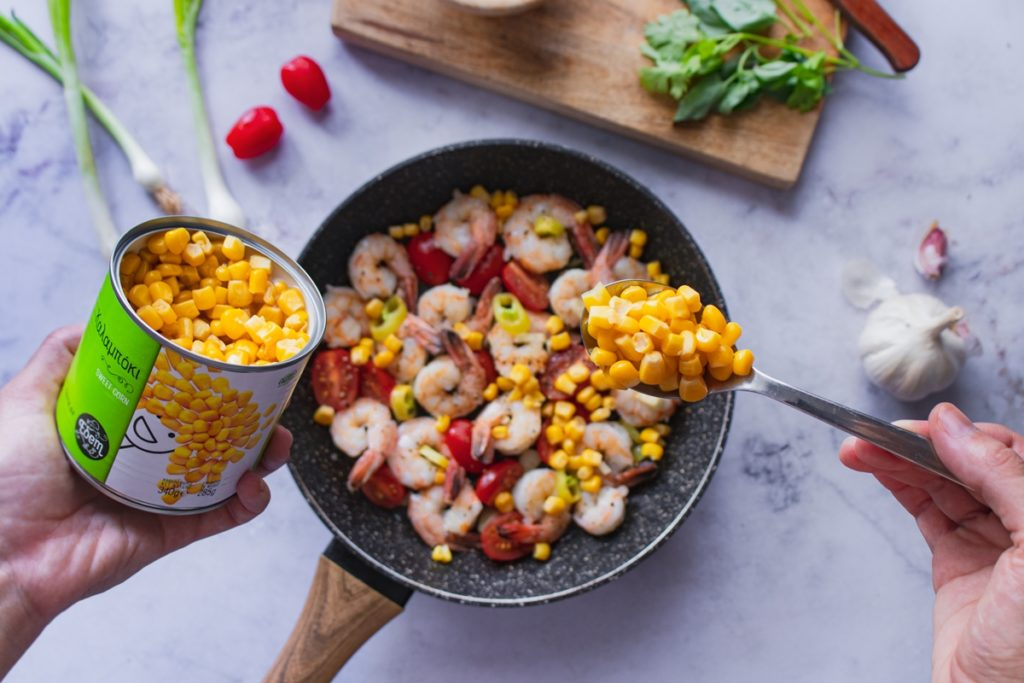 Συνταγές με καλαμπόκι χωρίς γλουτένη