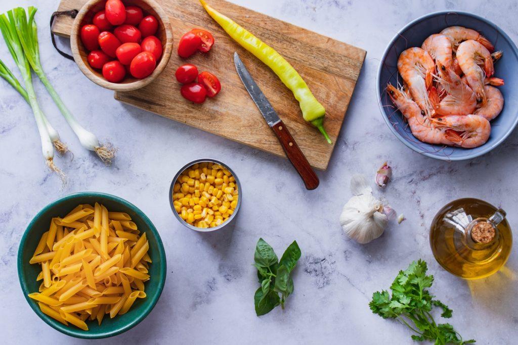 Συνταγές με gluten free ζυμαρικά χωρίς γλουτένη